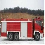 Xe chữa cháy bọt nước 8000N – 800F