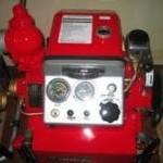 Máy bơm chữa cháy Tohatsu cho công sở – V50