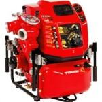 Máy bơm nước chữa cháy Tohatsu cho khu thương mại – VF53AS