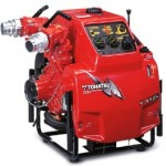 Máy bơm nước chữa cháy Tohatsu cho lâm nghiệp – V85BS