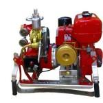 Máy bơm nước chữa cháy Tohatsu cho nhà cao tầng – V20BS