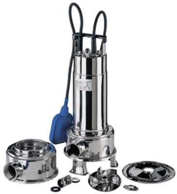Máy bơm nước thải Ebara sử dụng cho xí nghiệp - RIGHT 100