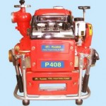 Máy bơm chữa cháy cho xí nghiệp – RABBIT P408