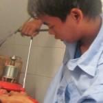 Sửa máy bơm nước có tiếng kêu to