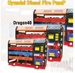 Máy bơm chữa cháy Hyundai cho chung cư - Dragon40