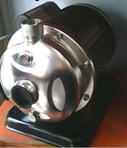 Máy bơm nước Hanil cho công trình công cộng - PSS80-095