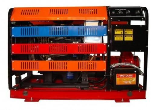 Máy bơm nước chữa cháy Huyndai cho siêu thị - D4BB-MB80