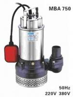 Máy bơm nước thải Mastra cho nhà máy - MBA 750