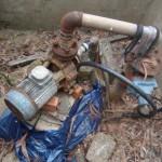 Nguyên nhân và cách khắc phục máy bơm nước bị cháy