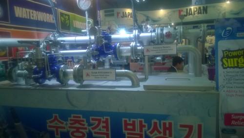 Triển lãm quốc tế Việt water – Công nghệ mới của ngành bơm