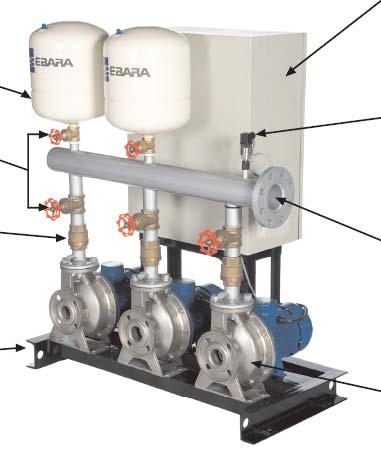 Mua máy bơm nước tăng áp dùng khi nước yếu