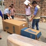 Cung cấp bơm pentax nhập khẩu Italy cho toà nhà Handico
