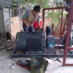 Lắp đặt hệ thống máy bơm cấp nước