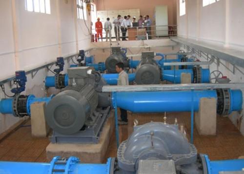 Một hệ thống máy bơm nhập khẩu do Bomnhapkhau Co.,Ltd lắp đặt