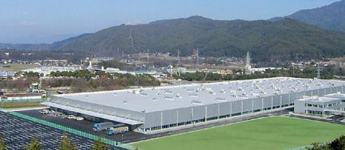 Nhà máy sản xuất máy bơm Tohatsu