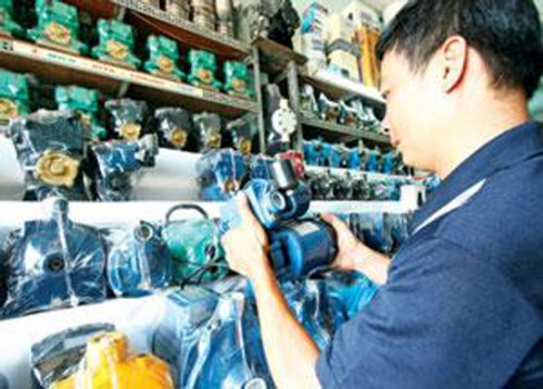 Tổng quan về máy bơm nước, các thông số của máy bơm thumbnail