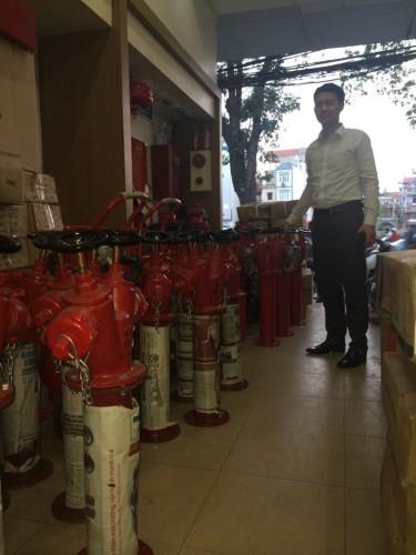 Cung cấp thiết bị chữa cháy cho nhà máy SEGYUNG – Quế Võ – Bắc Ninh