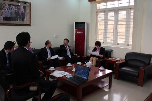Sự kiện liên kết giữa nhà máy Tohatsu Nhật Bản và Bomnhapkhau Co.,Ltd Việt Nam