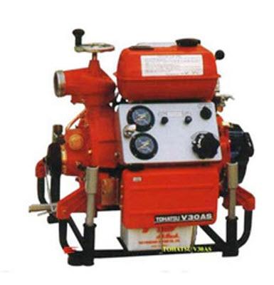 Máy bơm nước chữa cháy Tohatsu cho công nghiệp - V30AS