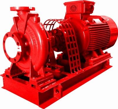 Bảo trì máy bơm chữa cháy