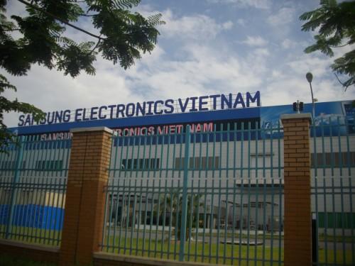 Dự án cung cấp lắp đặt máy bơm nhập khẩu cho tập đoàn Samsung Việt Nam
