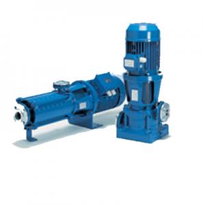 Máy bơm nước Vertix cho nhà cao tầng - VBMHB 2/7.5