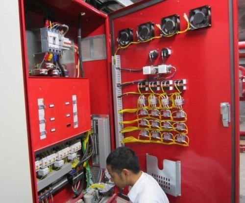 Tủ điều khiển cho hệ thống bơm PCCC