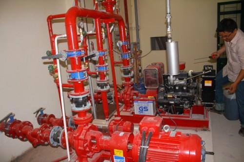 Hệ thống bơm phòng cháy chữa cháy an toàn và hiện đại nhất hiện nay
