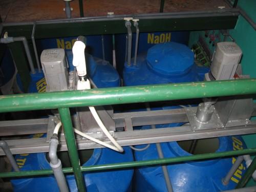 Mô hình hệ thống lọc nước
