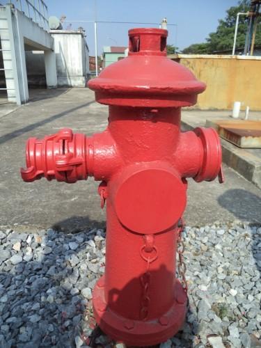 Trụ tiếp nước chữa cháy theo tiêu chuẩn PCCC hiện nay