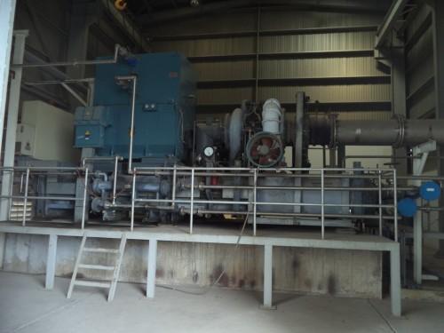 Quang cảnh bên trong nhà máy Hosiden
