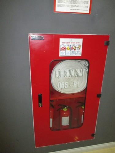 Hộp đựng thiết bị phòng cháy chữa cháy