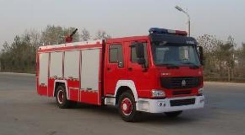 Xe chữa cháy liên động 7000N – 1000F – 300KG