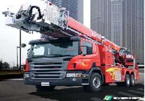 Xe chữa cháy 33M Hàn Quốc