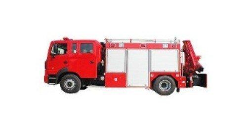 Xe cứa hộ chữa cháy Hàn Quốc