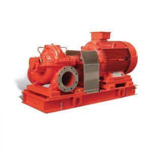 Máy bơm nước chữa cháy Versar SC / SCV-Model