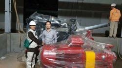 Dự án cung cấp máy bơm nước cho KTG industrial – KCN Yên Phong thumbnail