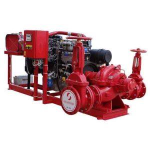 Series máy bơm chữa cháy Sempa TKF DN40-DN100