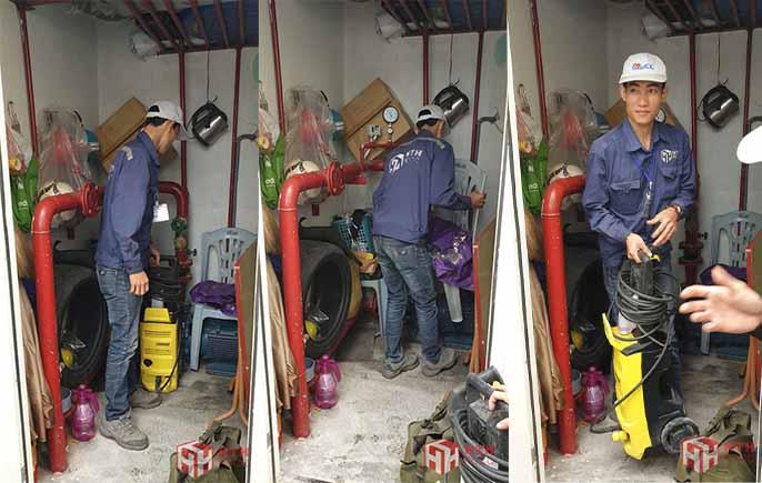 Thợ sửa máy bơm nước nhập khẩu tại nhà uy tín, giá tốt