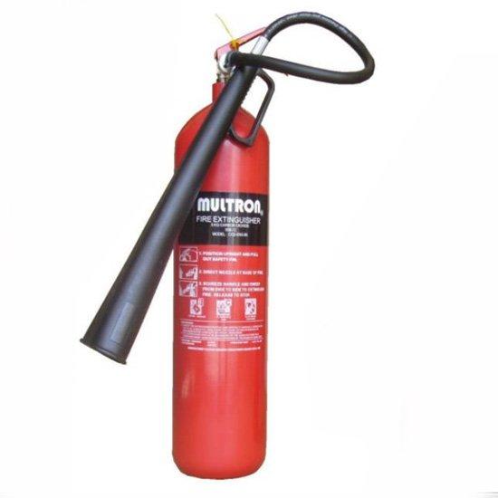 Bình chữa cháy khí CO2 Multron 2kg